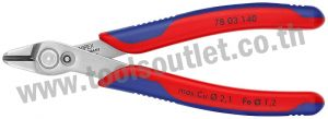 Electronic-Super-Knips® คีมตัด KNIPEX 78 03 140