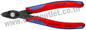 Electronic-Super-Knips® คีมตัด KNIPEX 78 61 140