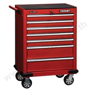 7 DRAWER WITH BEARINGS รถเข็นเครื่องมือ SIGNET #54091