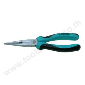 LONG NOSE PLIERS WITH HANG TAG คีมปากแหลม SIGNET